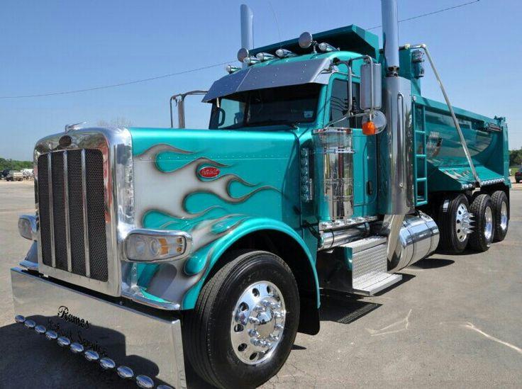 Peterbilt Dump truck