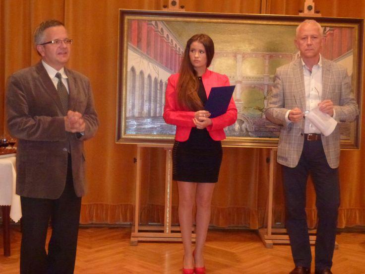 Wernisaż wystawy w Domu Darmsztat w Płocku 2012 r.