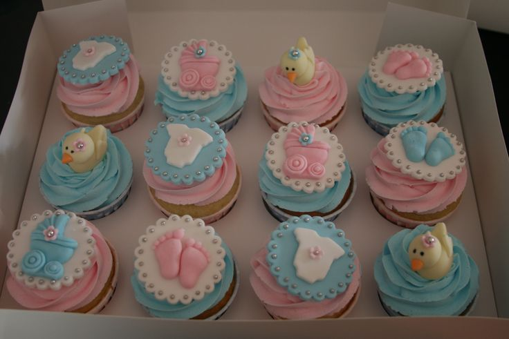 Baby Shower Cupcake Flavor Ideas : Best 25+ Baby Shower Cupcakes ideas on Pinterest ...