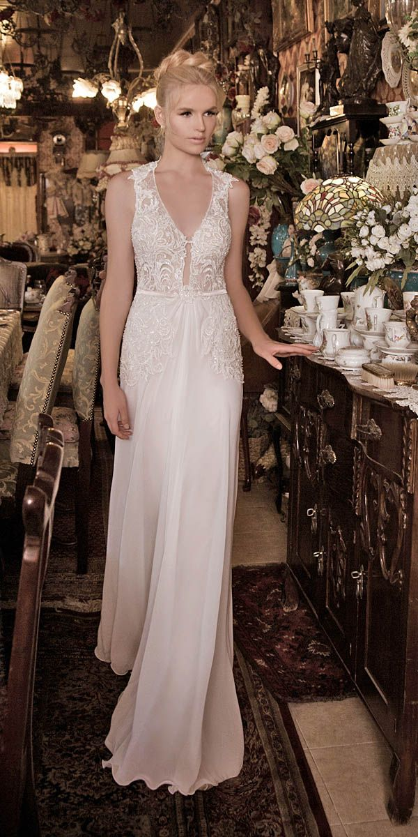 Jeweled Wedding Dresses - Trend For 2016