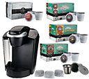 Keurig K45 Coffee Maker with My K-Cup, 48 K-Cup Packs & Water Filters - K42797 — QVC.com