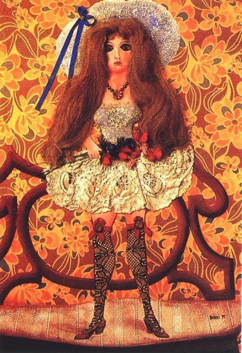Ramona Montiel. Antonio Berni.