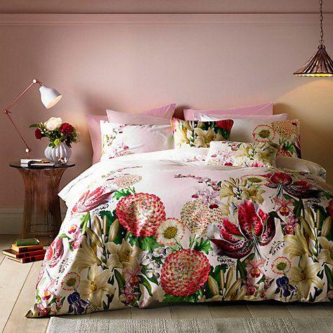 Buy Ted Baker Encyclopedia Floral Bedding Online at johnlewis.com