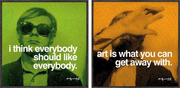 Andy Warhol prints