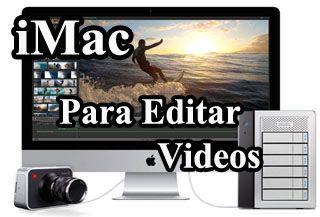 O Melhor Apple iMac para Edição de Video em 4k
