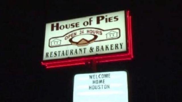 House of Pies Houston Texas