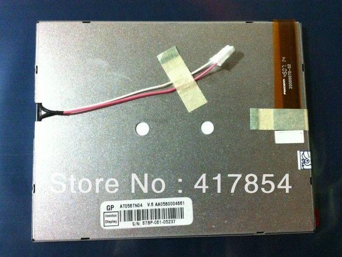 "$29.80 (Buy here: https://alitems.com/g/1e8d114494ebda23ff8b16525dc3e8/?i=5&ulp=https%3A%2F%2Fwww.aliexpress.com%2Fitem%2FOriginal-new-5-6-LCD-Screen-Display-AT056TN04-V-6-for-car-Portable-DVD-Visible-door%2F32298499358.html ) Free shipping Original 5.6"" LCD Screen Display AT056TN04 V.6 for car Portable DVD Visible door for just $29.80"