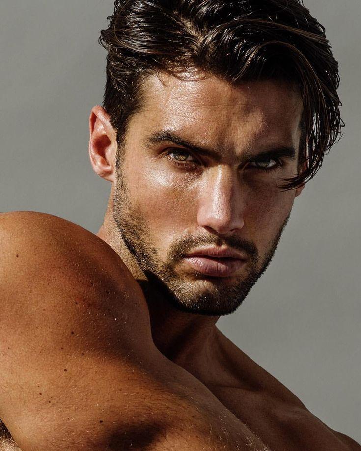Фото красивых мужчин моделей крупным планом, порно секты преступление