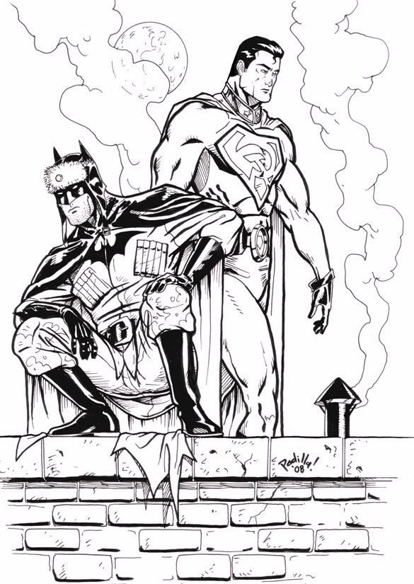 Dc Comics Superhero Superman And Batman Coloring Pages Superman Coloring Pages Batman Coloring Pages Superhero Superman