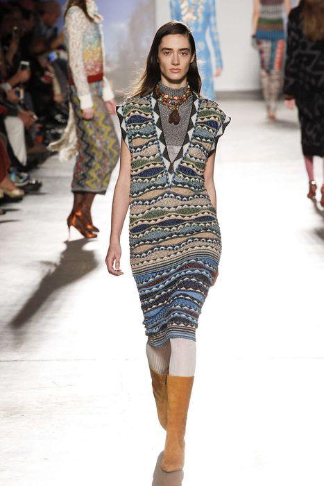 Missoni, Otoño/Invierno 2017, Milán, Womenswear