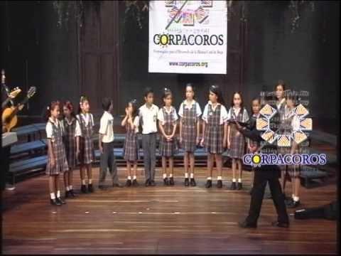 Coro Dulce Canto del Colegio Diocesano Gimnasio Central del Valle   Dire...