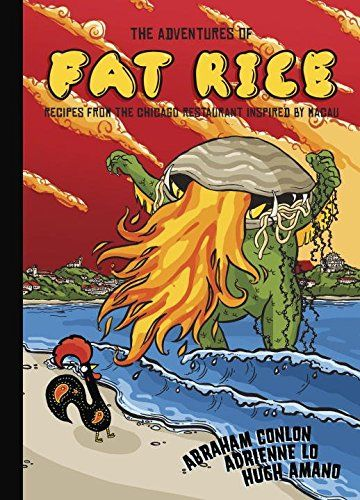 The Adventures of Fat Rice: Recipes from the Chicago Restaurant Inspired by Macau, amazon.com $25.23