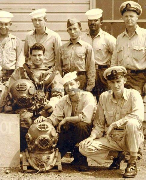 First black navy diver movie