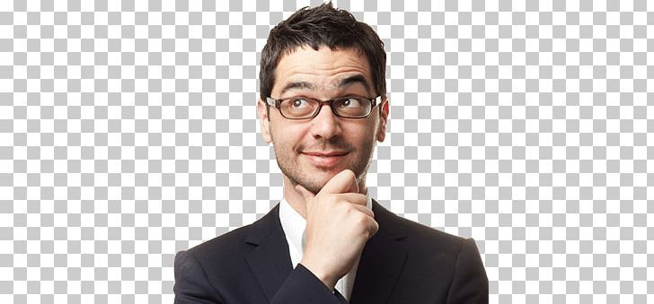 Man Glasses Thinking Png Png Png Images Image