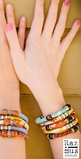 The most gorgeous recycled jewelry you'll ever see #accessories #ecochic