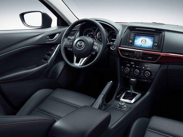 2017 Mazda 6 Coupe