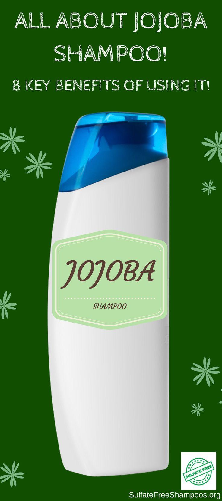 Jojoba shampoo is a great alternative. Here are 8 key benefits for using a Jojoba shampoo.