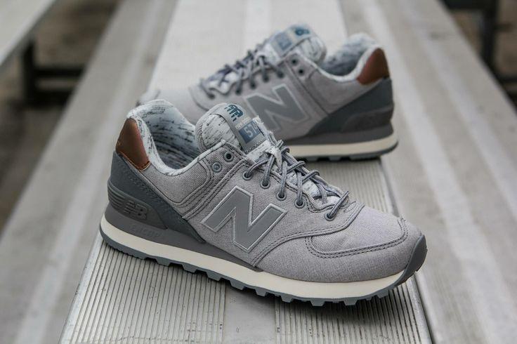 New Balance 574: Grey