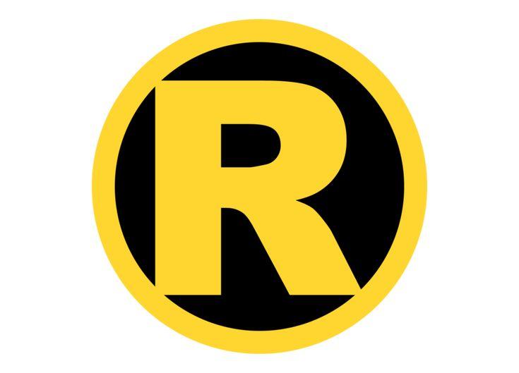 Robin Superhero Logo Classic Robin Logo | S...