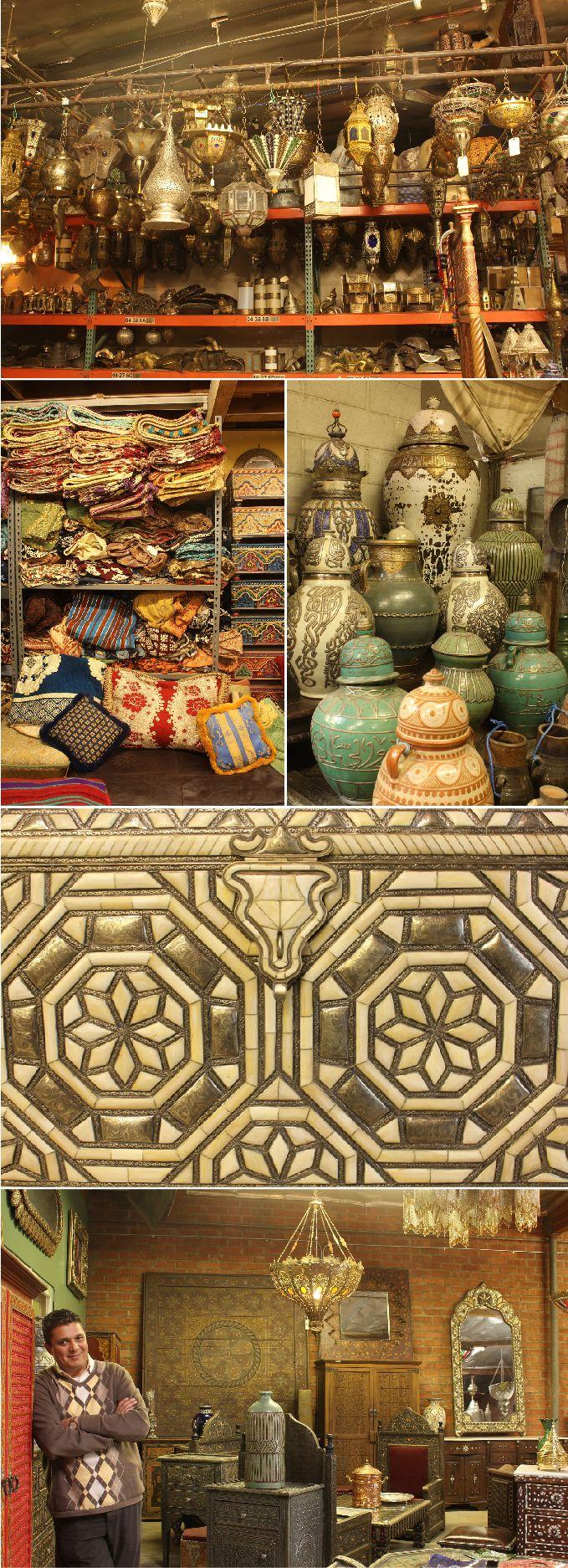 Mediterranean living room los angeles by badia design inc - Badia Design In Los Angeles Has The Best Selection Of Moroccan Decor