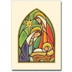 Resultado de imagen para nativity card