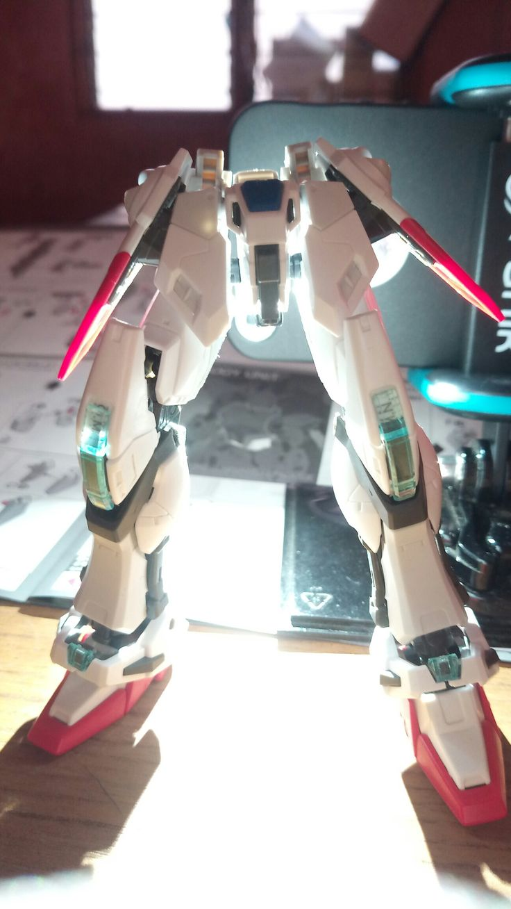 Gundam Build Strike Full Package (leg)