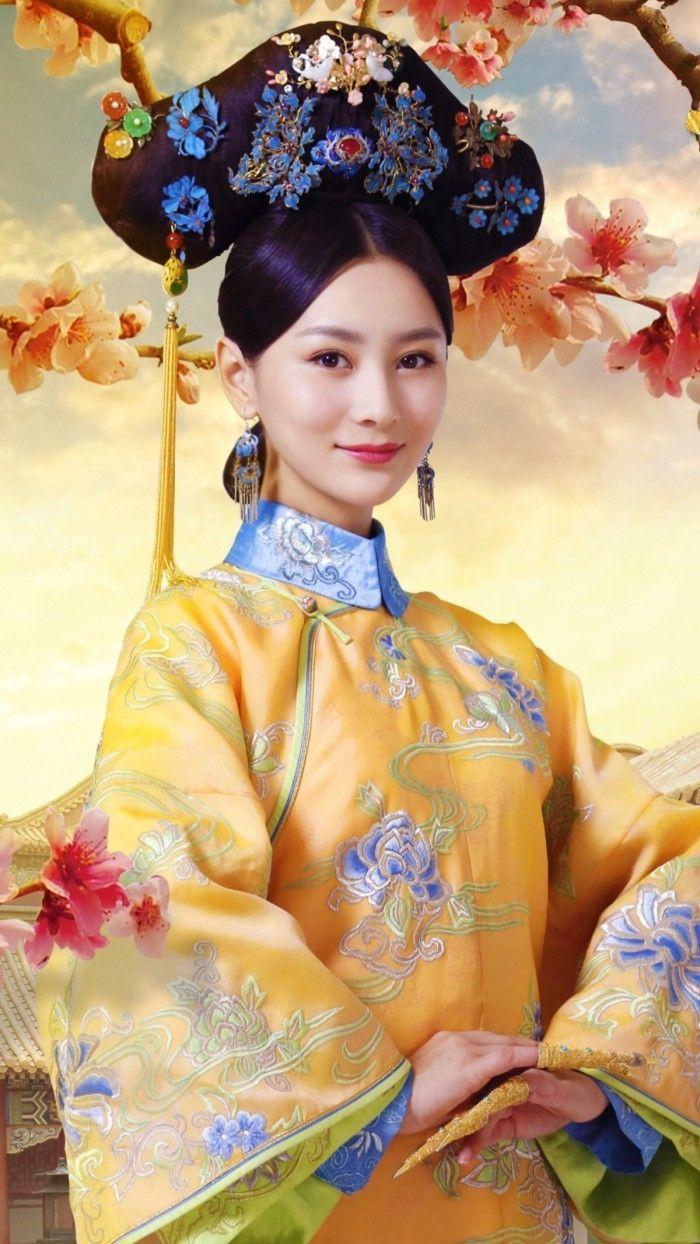 龍珠傳奇之無間道-皇后-張維娜飾