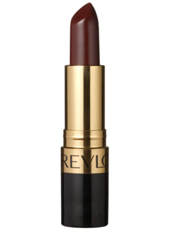 Product Testing: Top 5 Wine Colored Lipsticks | Beauty High - Revlon Black Cherry