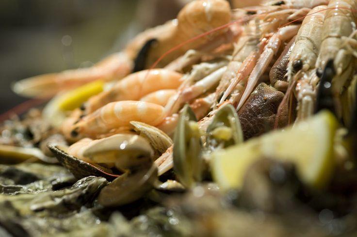 seafood from #eleonora #trojan #eleonoratrojan