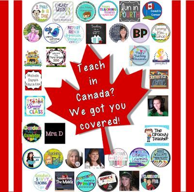 No more hunting through online sites. Lots of links to resources for Canadian K-12 educators.