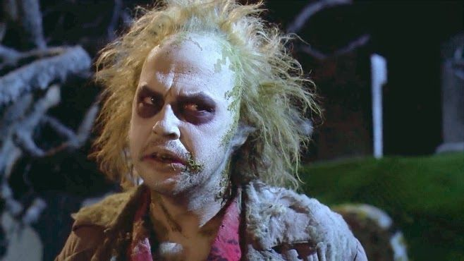 Tim Burton's in. Michael Keaton's in. So when are we getting BEETLEJUICE 2? - Warped Factor - Daily features & news from the world of geek
