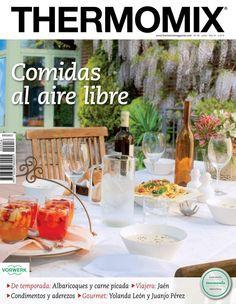 Revista thermomix nº56 comidas al aire libre