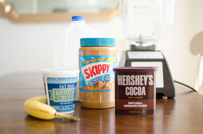 Protein Smoothie | Great for Kid Athletes | Oh So Delicioso