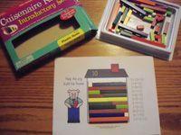 3 Little Pigs... Build a Brick House Cuisenaire Rod Addition (printable activity)
