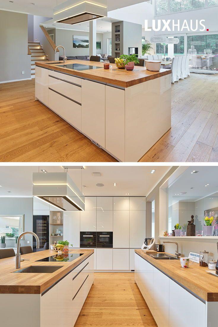 Moderne Kucheninspiration Kuche Einrichten Haus Kuchen Wohnung Kuche