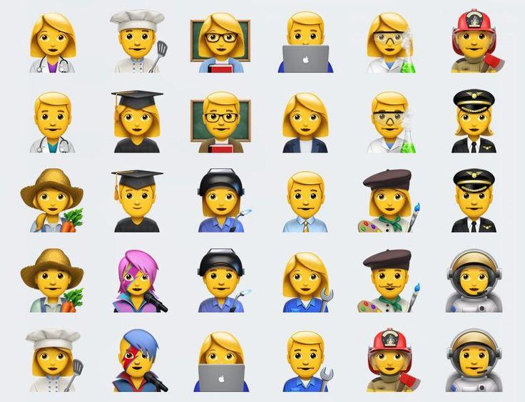 iOS 10.2 Emoji First Look: Shrug, Fingers Crossed, Face Palm