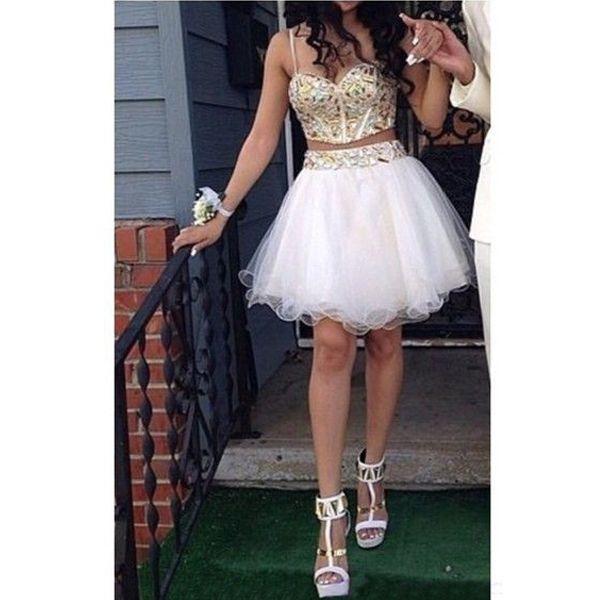 Short Prom Dress, Homecoming Dress