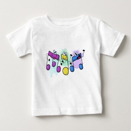 Silly Song Baby T-Shirt - click/tap to personalize and buy