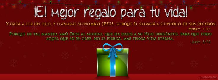 ¡El mejor regalo para tu vida! -  Portadas para Facebook - Facebook covers