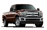 F-250 King Ranch Edition, 4x4, crew cab, diesel, in forest green...$50,000