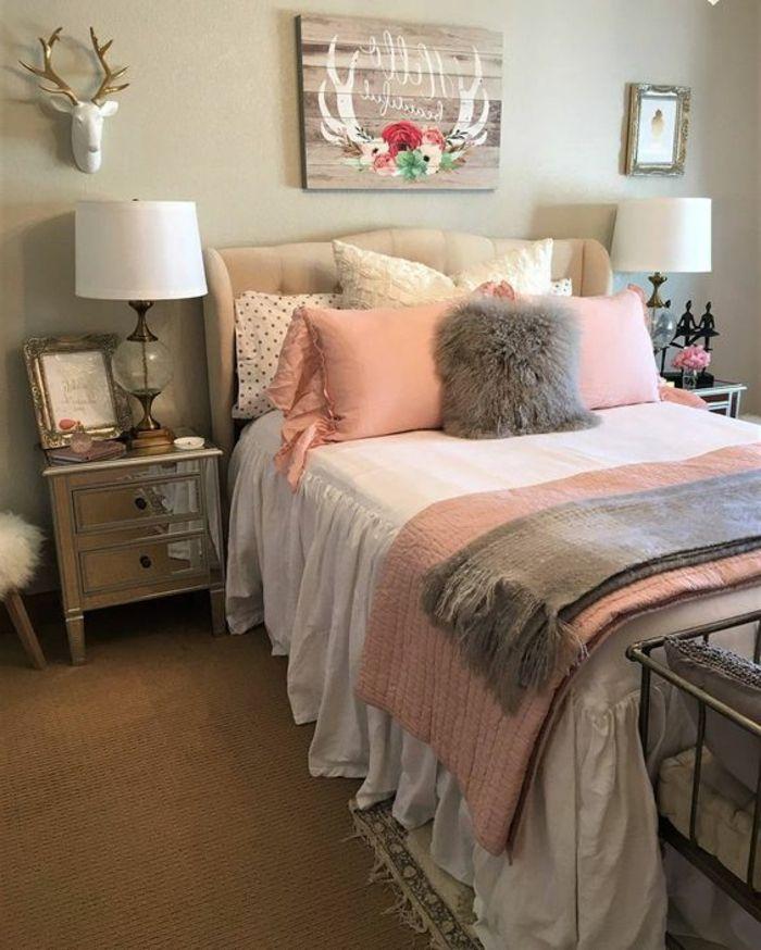 ▷ 1001 + idées réchauffantes de déco chambre cocooning | Bedrooms