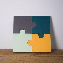 Form maker jigsaw coaster Weekend Getaway