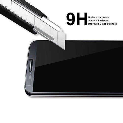 "Supershieldz For Samsung ""Galaxy J7 Prime"" Tempered Glass Screen Protector, Anti-Scratch, Anti-Fingerprint, Bubble Free, Lifetime Replacement Warranty"