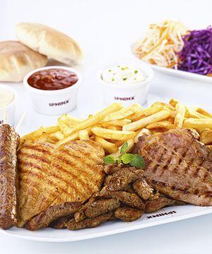 #food #taste #sphinx #dinner #zlotetarasy #meal #potatos #fries #delicious #jedzenie #obiad #zlote #tarasy #good