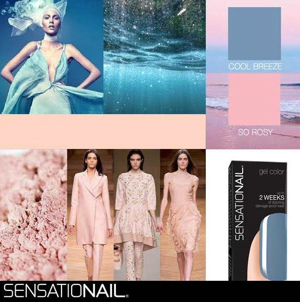 Pastels all over the place!
