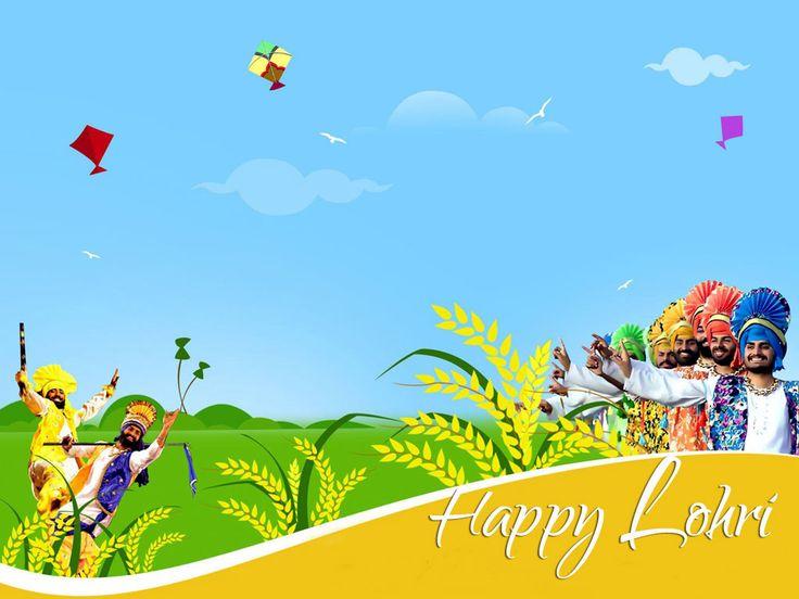 Free Download Lohri Wallpaper