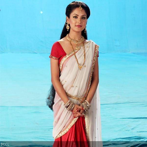 Pooja Bose as Lord Shiva's wife Parvati in TV Series 'Devon Ke Dev...Mahadev'