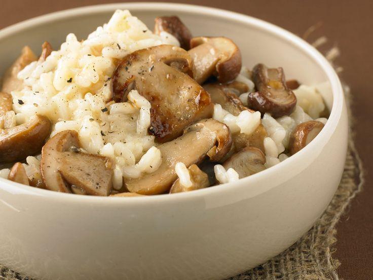 Découvrez la recette Risotto aux cèpes sur cuisineactuelle.fr.
