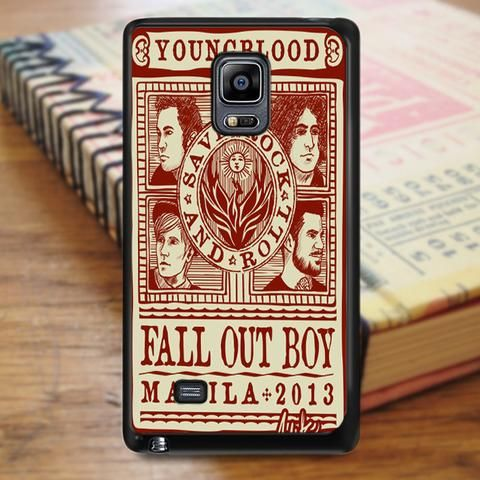 Fall Out Boy Fans Art Samsung Galaxy Note 3 Case