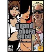Taketwo Interactive Grand Theft Auto Trilogy[mac/dvdrom] (pcstk231800)